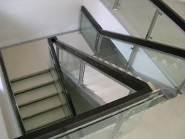 Интериорни метални стълби - Изображение 1