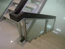 Интериорни метални стълби - Изображение 2