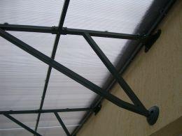 Козирки от метал и поликарбонат - Изображение 5