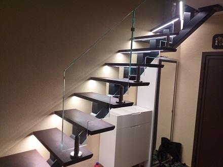 Интериорни<br>метални стълби